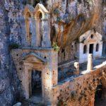 Заброшенный монастырь Католико